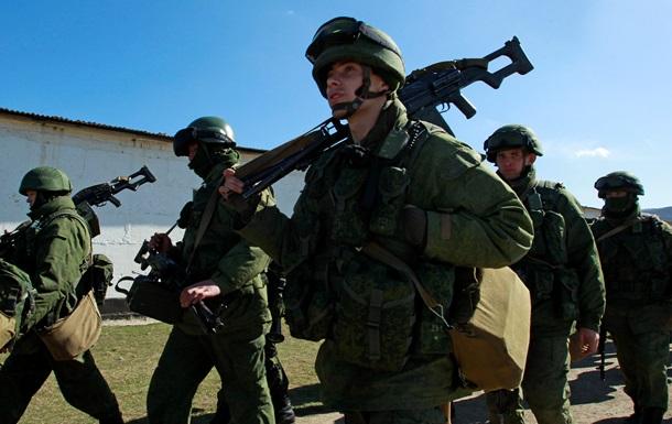 Вооруженные отряды еще не покидали Крым - Госпогранслужба
