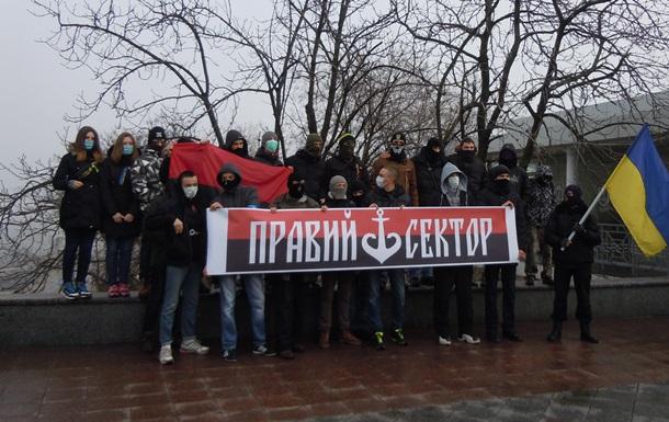Правый сектор грозит Путину революцией в Москве