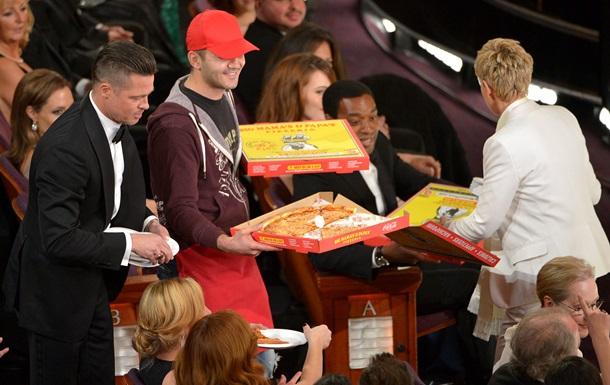 Стало известно, сколько заработал разносчик пиццы на церемонии Оскар