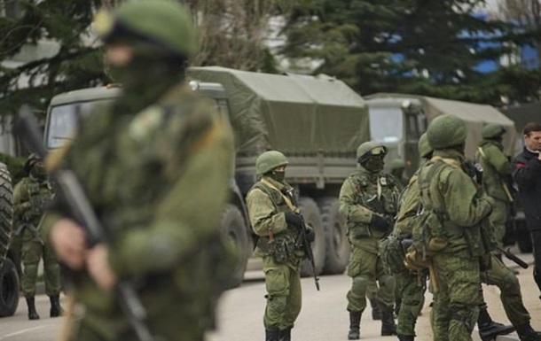 Командование севастопольского полка внутренних войск пытаются подкупить - пресс-служба ВВ