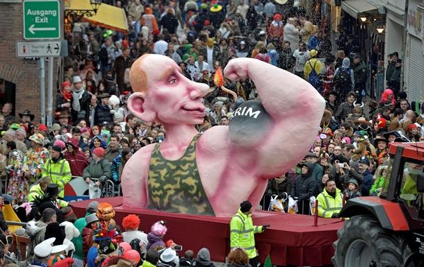 Почему Запад так вяло защищает Украину - Le Figaro