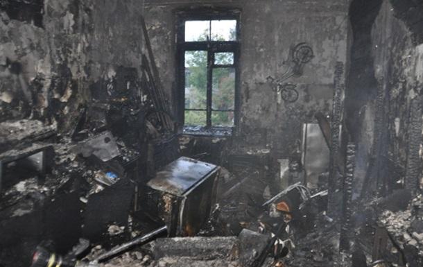 В Севастополе два ребенка и взрослый погибли при пожаре