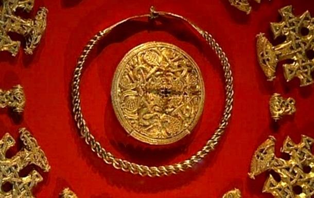 В Лондоне открылась выставка, посвященная викингам