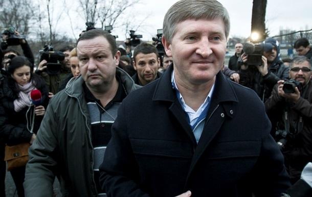 Пророссийские настроения в некоторых регионах не дают повода говорить о расколе страны - Ахметов