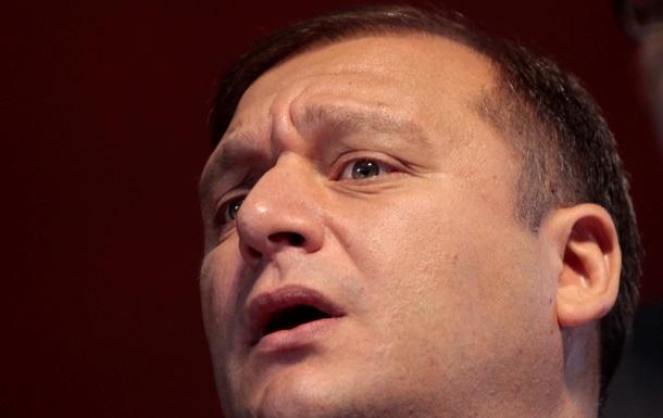 Добкин сбежал от пограничников в аэропорту Харькова – Аваков