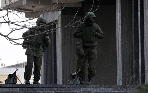 В Керчи не прекращается передвижение российских военных и их техники - Госпогранслужба