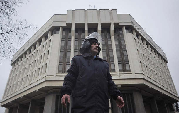 Обнародован бюллетень голосования для крымского референдума