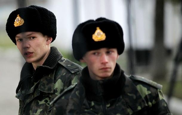 Украина отзывает своих военнослужащих из российских военных учебных заведений