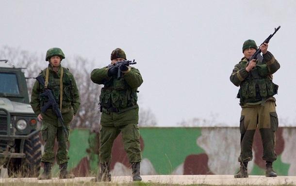 Российские военнослужащие готовятся развернуть в Крыму системы ПВО – МИД Украины