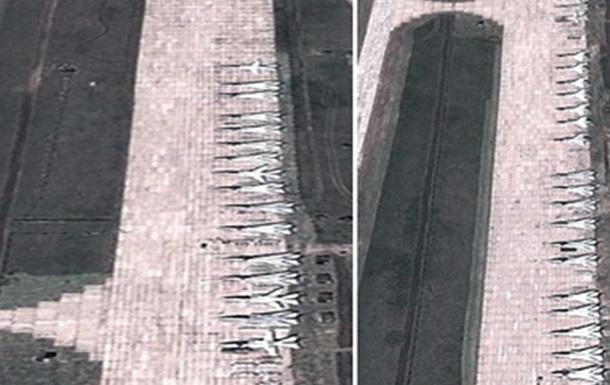 Спутники США зафиксировали 30 ядерных бомбардировщиков РФ, прибывших в Воронежскую область