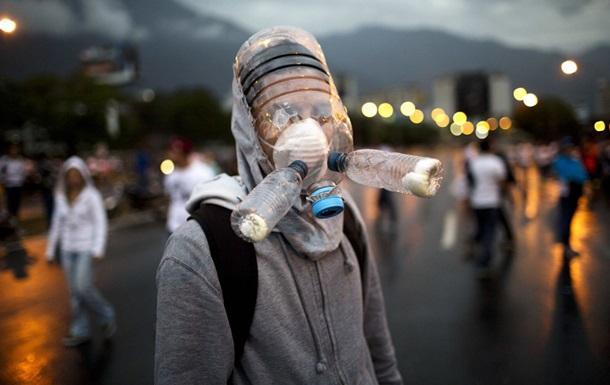 Во время антиправительственных демонстраций в Венесуэле погиб 21 человек