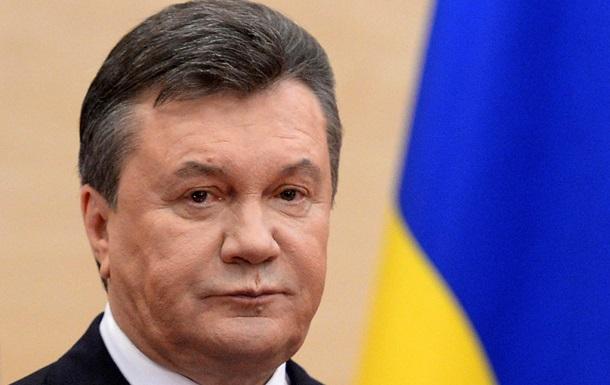 Видео заявления Януковича в Ростове