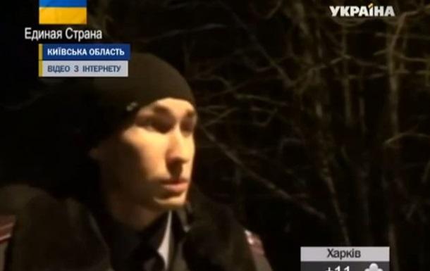 На даче Пшонки задержали милиционеров-мародеров