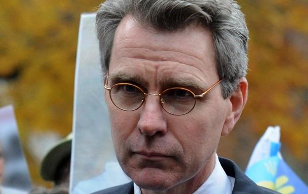 Посол США Джеффри Пайетт:  Мы уважаем интересы России в Крыму