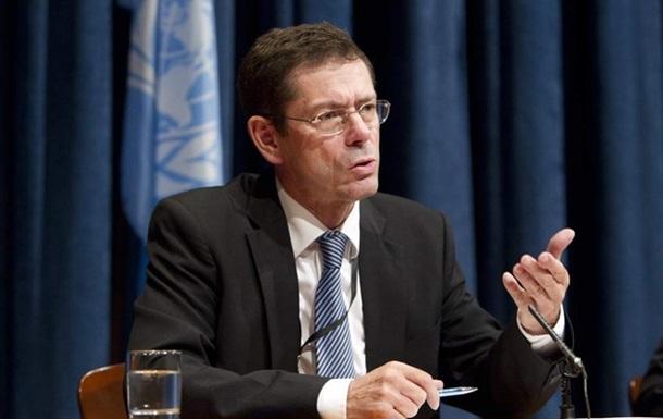 Представителя генсека ООН не пускают в Крым - СМИ