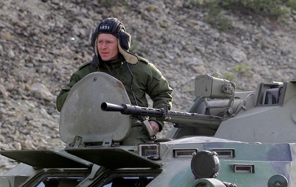Российские войска расположены в трех часах езды от Киева – Парубий