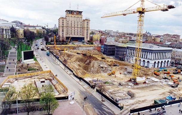 Вопрос нового дизайна Майдана Незалежности нужно вынести на общественное обсуждение - архитекторы