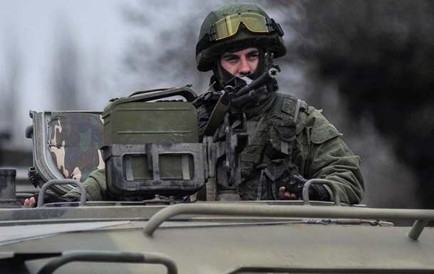 В Крыму действуют российские военные - Главнокомандующий НАТО