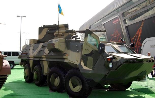 Украина поставит Индонезии пять БТР-4