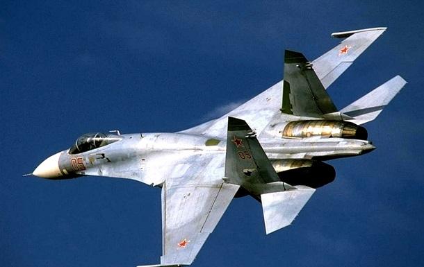 Россия направила в Беларусь истребители Су-27 и военно-транспортные самолеты