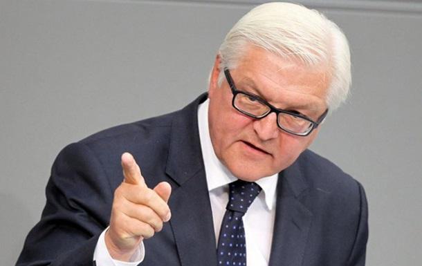 На дипломатическое решение кризиса в Крыму надежды почти нет – глава МИД Германии