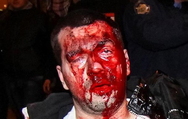 Донецкое побоище. Фото и видео избиения сторонников единой Украины 13 марта