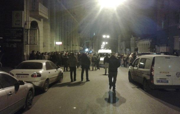 Аналогичные провокации, как в Донецке и Харькове, возможны в Киеве - МВД