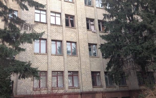 В Харьковском университете произошел взрыв, есть пострадавшие