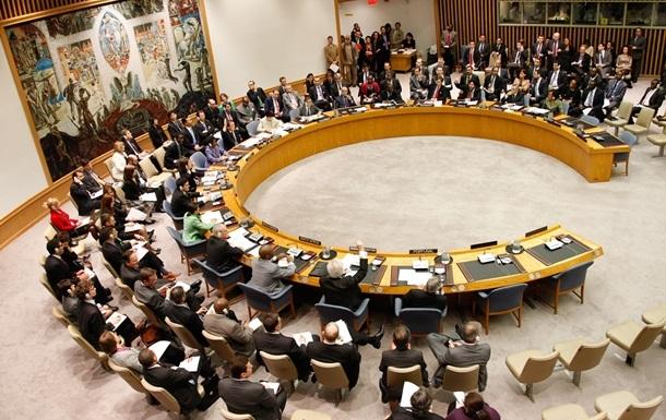 Совбез ООН не поддержал резолюцию по целостности Украины