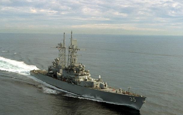 Ракетный эсминец ВМС США проведет дополнительные учения в Черном море