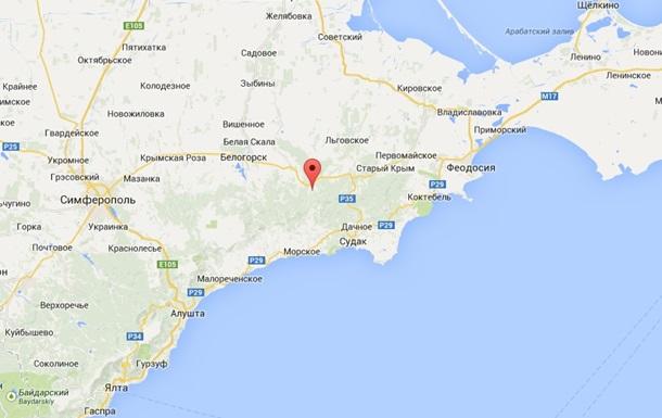 В Крыму обнаружен труп, предположительно мусульманина, со следами пыток