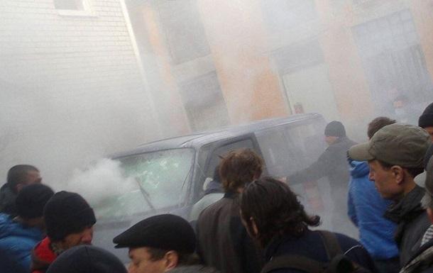 Возбуждено уголовное дело по факту хулиганства в офисе Правого сектора в Харькове