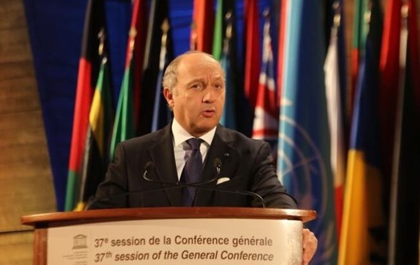 Франция призвала Россию прекратить эскалацию напряжения в Украине