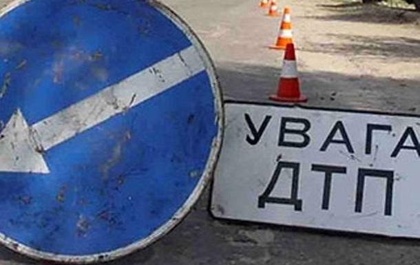 В Ровенской области в ДТП с участием грузовика погибли 4 человека