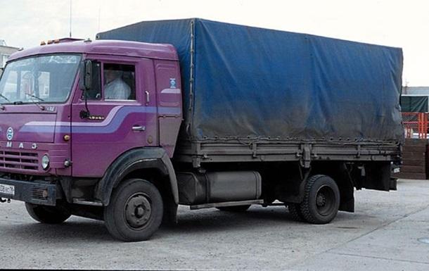 КамАЗ заявляет о захвате партии своих грузовиков на территории Украины