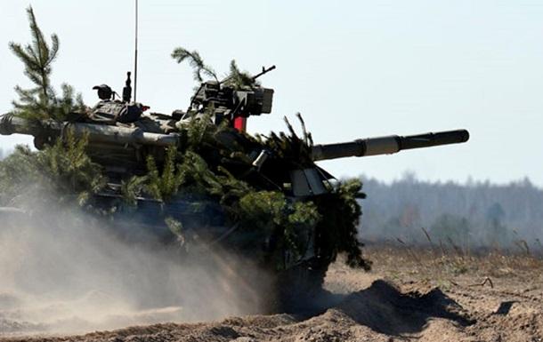 Как жители Донбасса реагируют на украинские танки. Видеоподборка