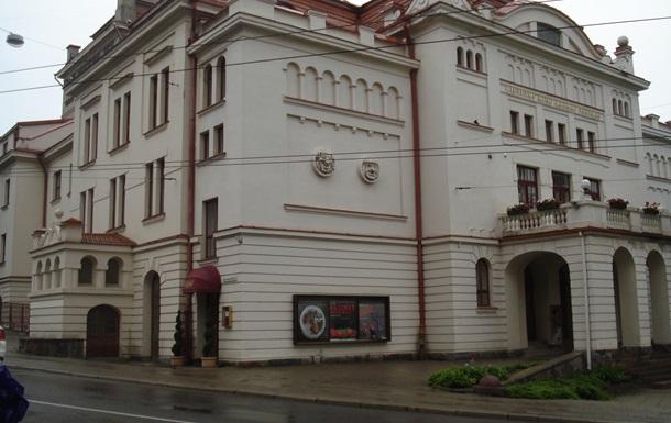 Русский драмтеатр Литвы отменил свои гастроли в Петербурге