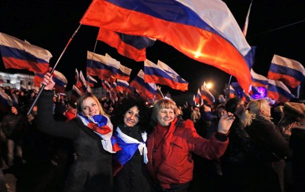 Законодательство РФ начинает действовать в Крыму и Севастополе с 18 марта - пресс-служба Кремля