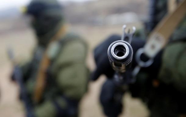 В Симферополе убит украинский военный