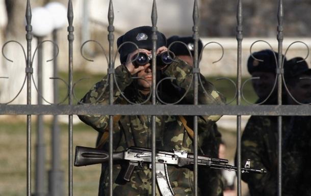 Самооборона Крыма штурмует штаб ВМС в Севастополе