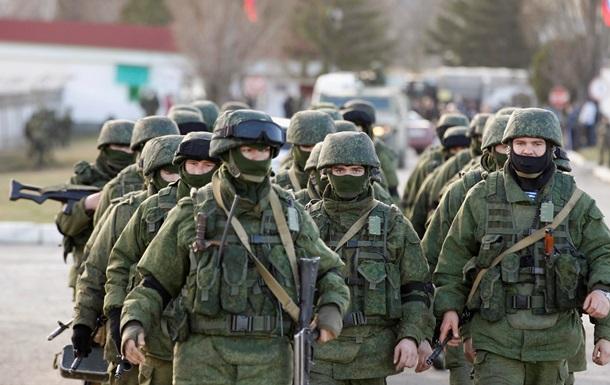 Российские военные устанавливают в Крыму пусковые установки