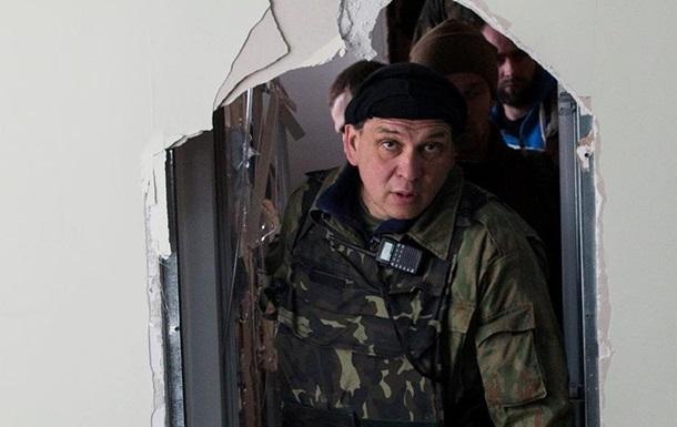 Как штурмовали штаб ВМС Украины в Севастополе. Видео- и фоторепортажи