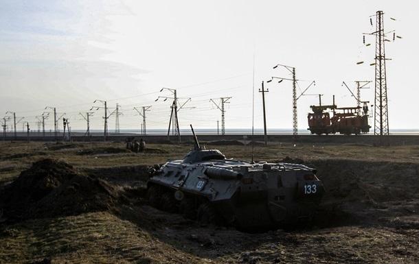 Украина проведет военные учения с участием США и Великобритании