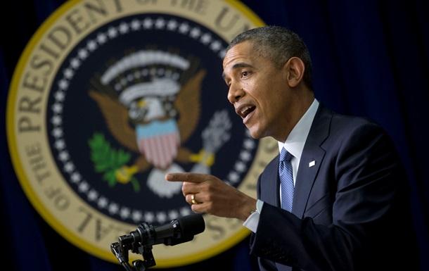 Мы не собираемся вести военные действия в Украине – Обама