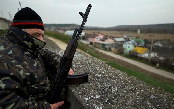 На военном аэродроме Бельбек началась стрельба - СМИ