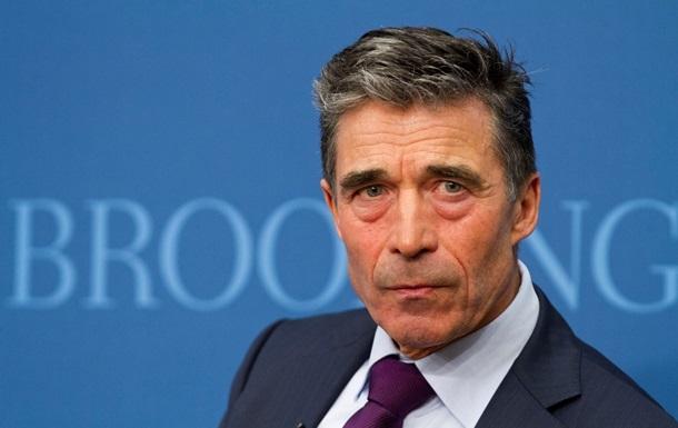 НАТО опасается военного вторжения России в восточные области Украины