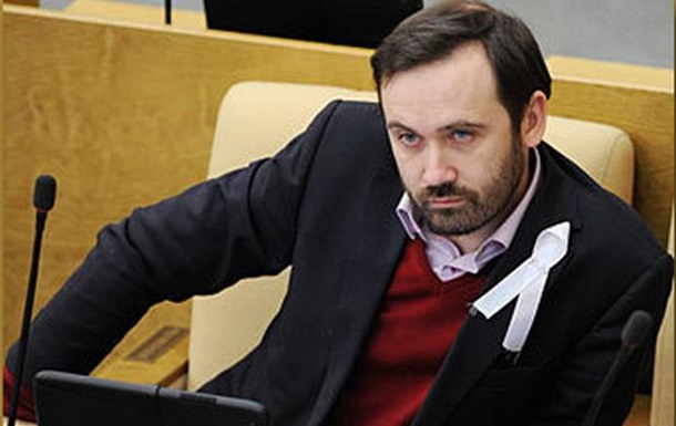 В Госдуме против присоединения Крыма к России проголосовал один депутат