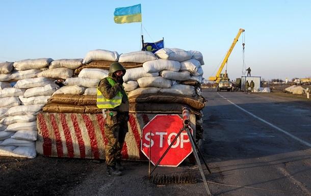 Украина специально спровоцировала РФ перекрыть границу – Бригинец