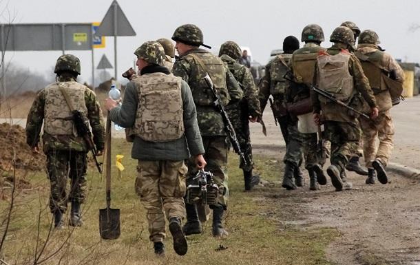 Пограничная служба начала передислокацию украинских подразделений на материк