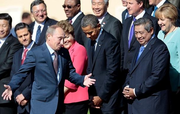Обмен любезностями. Запад готовит России санкции, Москва обещает не остаться в долгу